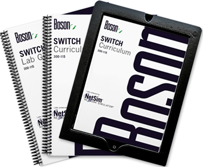 Courseware for Cisco